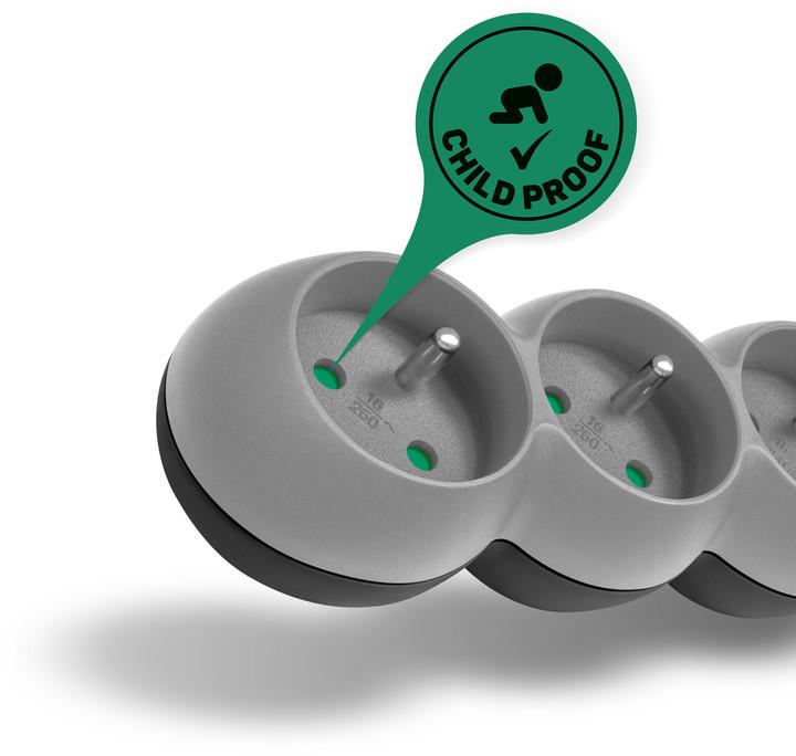 Detská ochrana predlžovačky