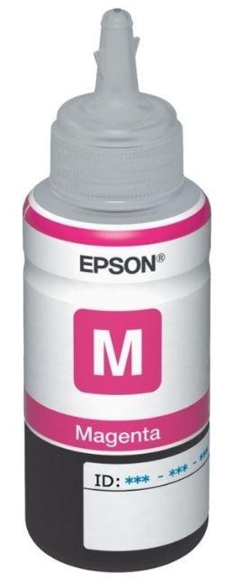 Purpurová farba do tlačiarne Epson
