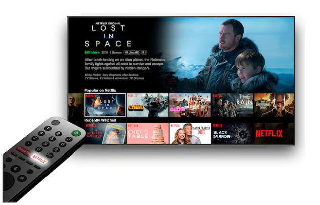 Smart televize Sony XH85
