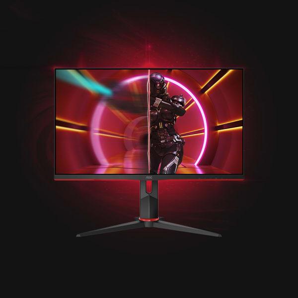 Herní monitor AOC Q27G2U/BK