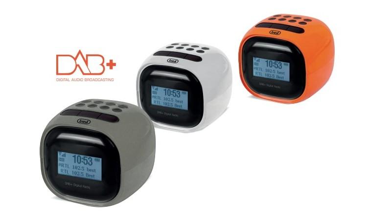 Rádiobudík Trevi RC 80D2 DAB