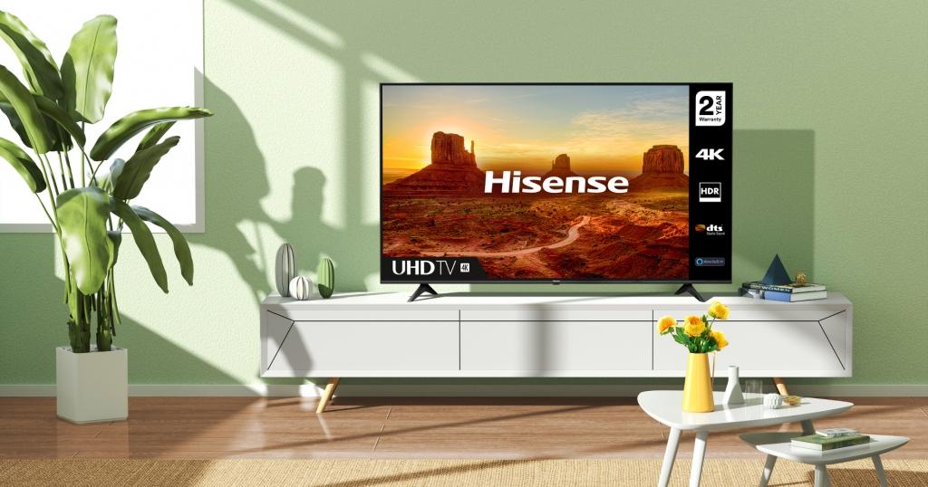 Smart televízor Hisense