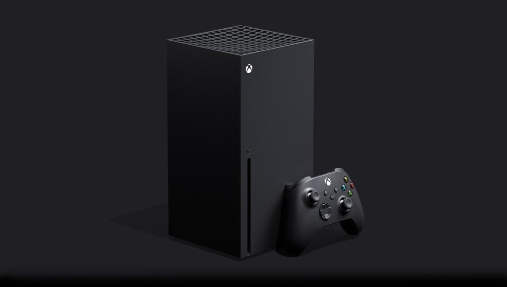 Herná konzola s ovládačom Xbox X