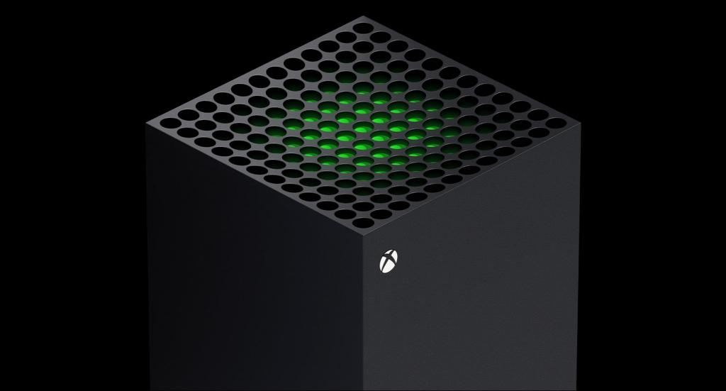 Herná konzola Xbox X