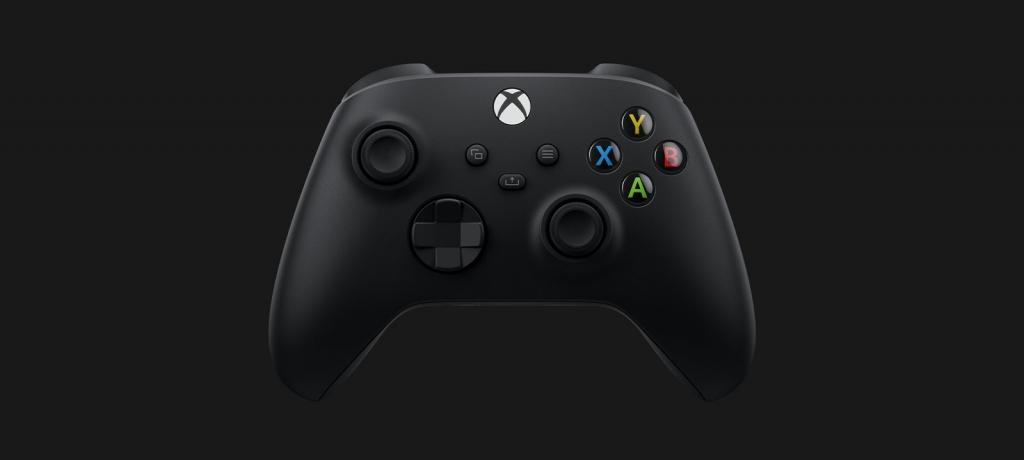 Ovládač na Xbox X