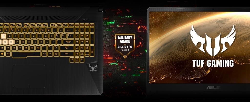 Herní notebook ASUS FX705