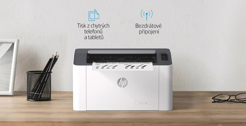 Tlačiareň HP Laser 107
