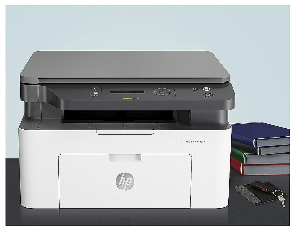 Multifunkční laserová tiskárna HP Laser MFP 135