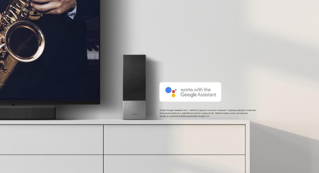 Soundbar Panasonic SC-HTB510EGK