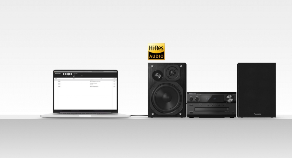 Hi-Fi systém Panasonic SC-PMX92EG-K