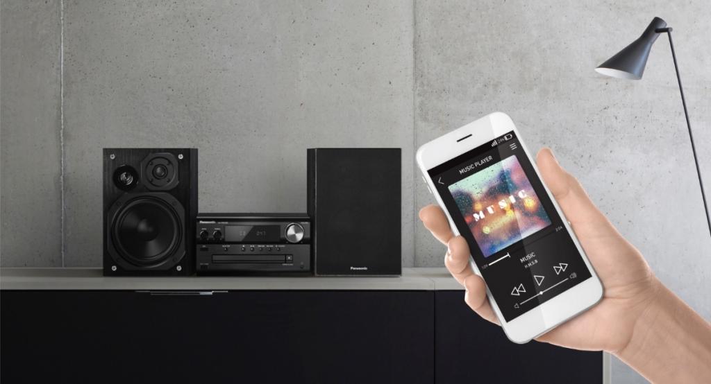 Hi-Fi Panasonic SC-PMX92EG-K