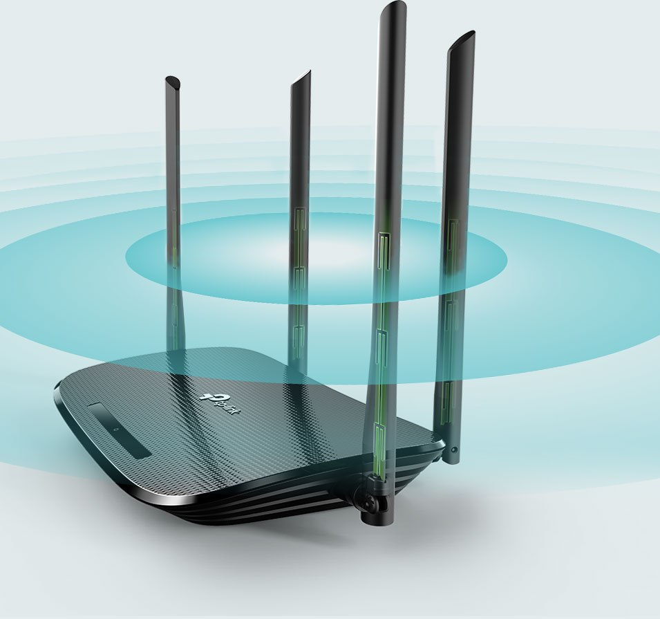 Wifi router TP-Link Archer VR300