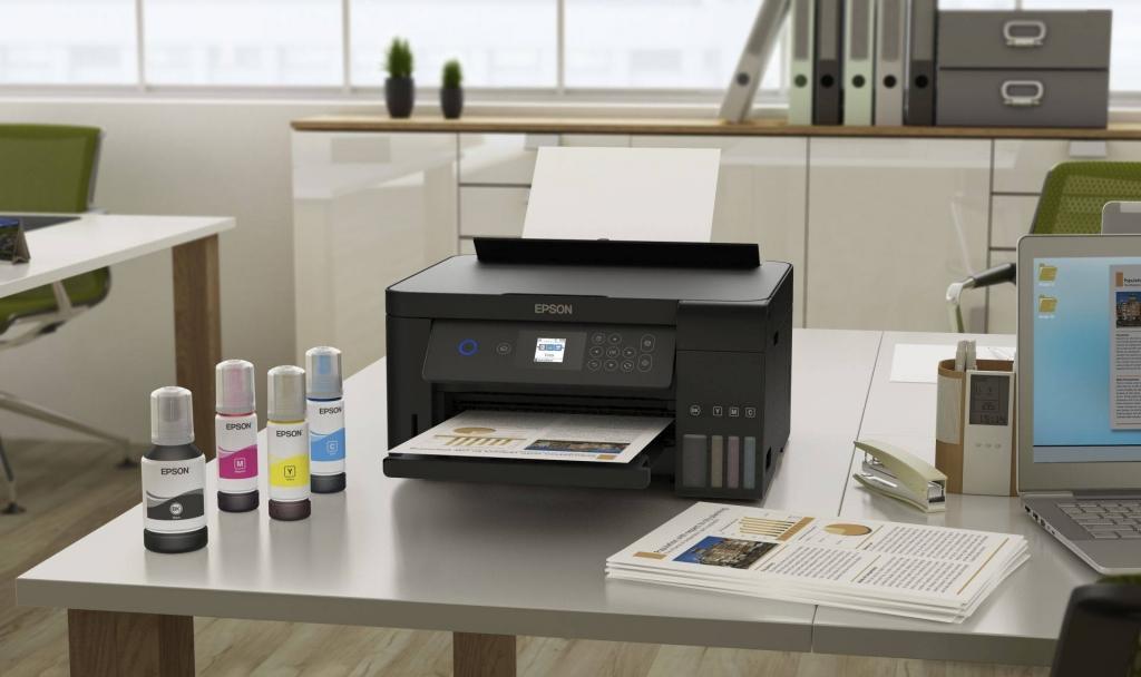 Inkoustová tiskárna Epson L3160