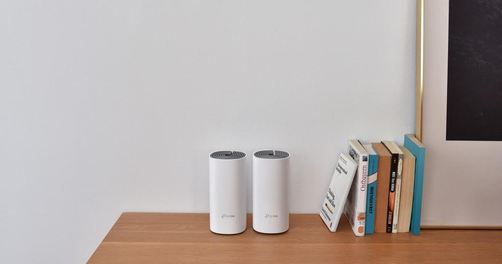 WiFi Systém TP-Link Whole-home Deco E4