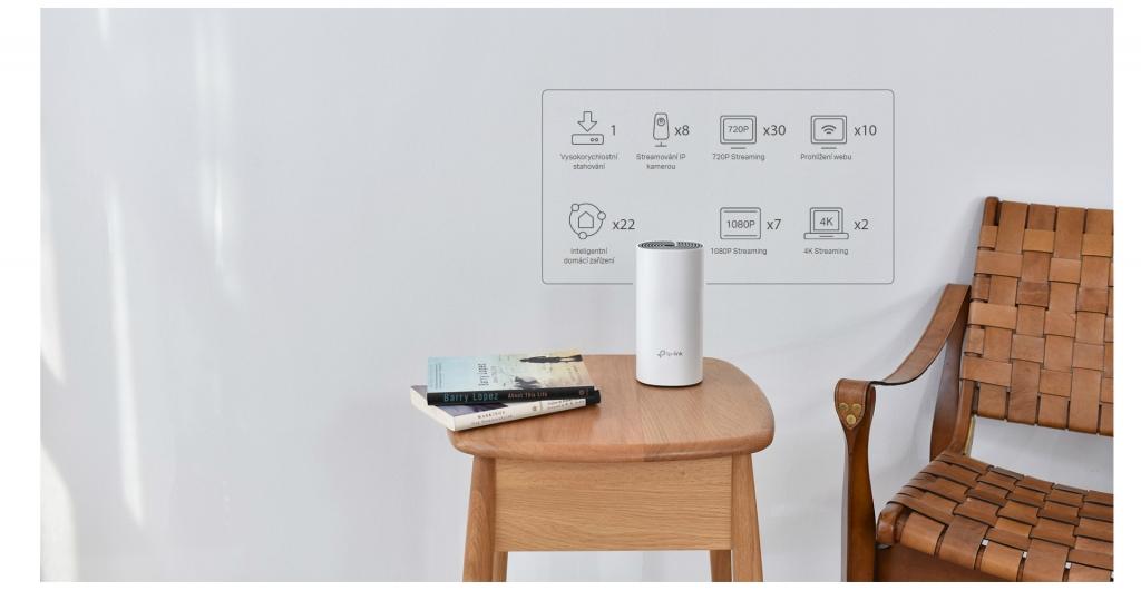 Wi-Fi systém TP-LINK Deco M4