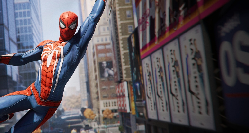 Sony PS4 hra Marvel's Spider-Man GOTY