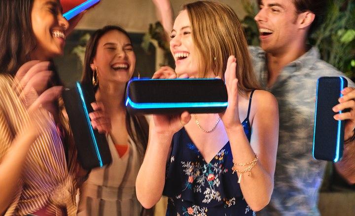 Bluetooth reproduktor Sony SRS-XB32