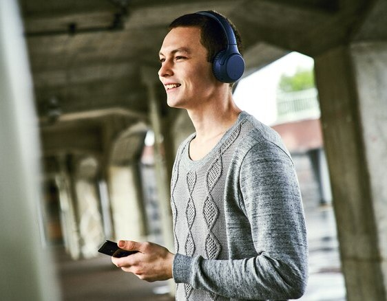 Bluetooth handsfree slúchadlá Sony WH-XB700