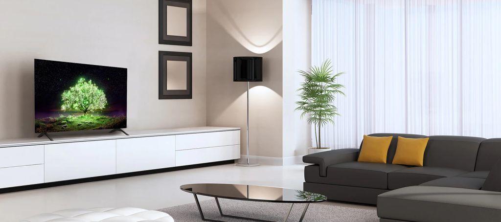 OLED televízory LG 4K