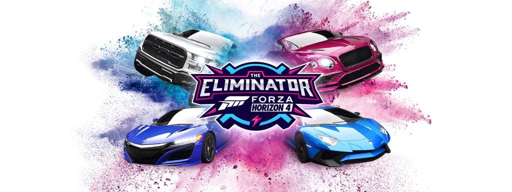 Hra Microsoft XBOX ONE - Forza Horizon 4 Eliminator