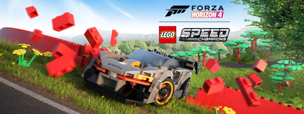 Hra Microsoft XBOX ONE - Forza Horizon 4 Lego Speed Champions
