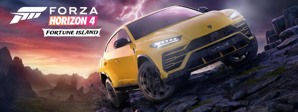 Hra Microsoft XBOX ONE - Forza Horizon 4 Fortune Island