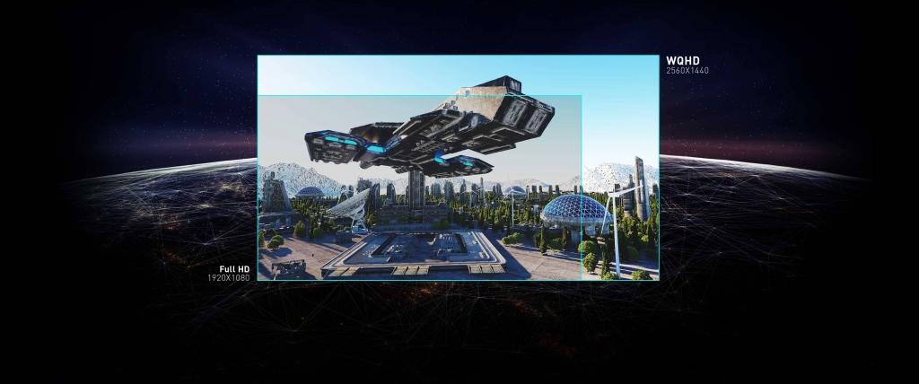 Herní monitor MSI Optix AG32CQ