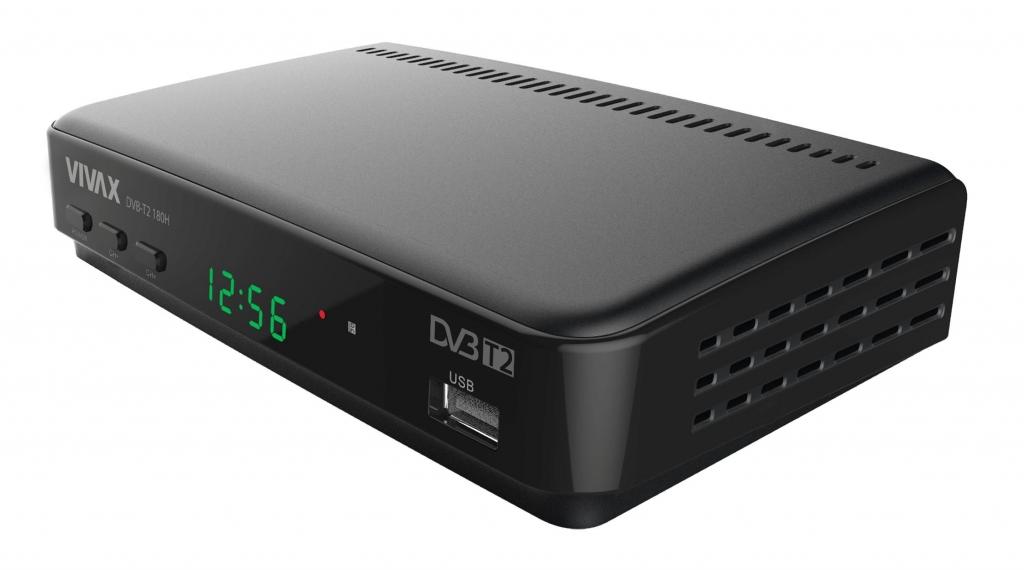 VIVAX SET-TOP BOX DVB-T2 181H