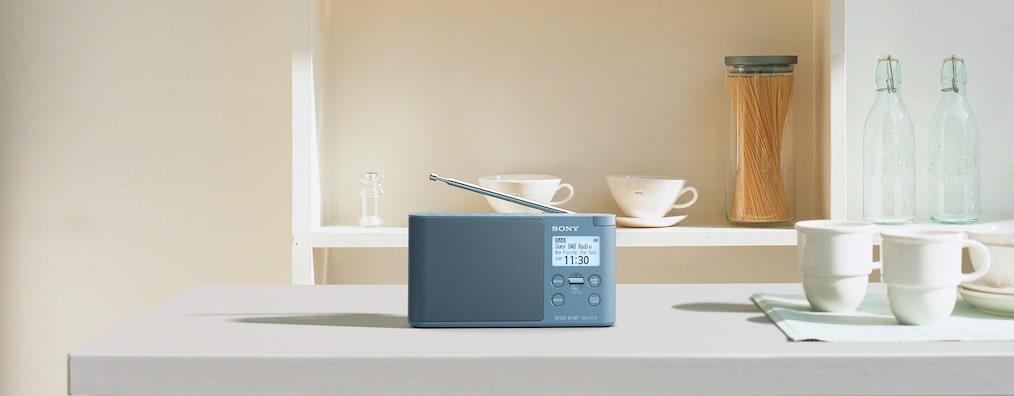 Přenosné DAB rádio SONY XDR-S41D