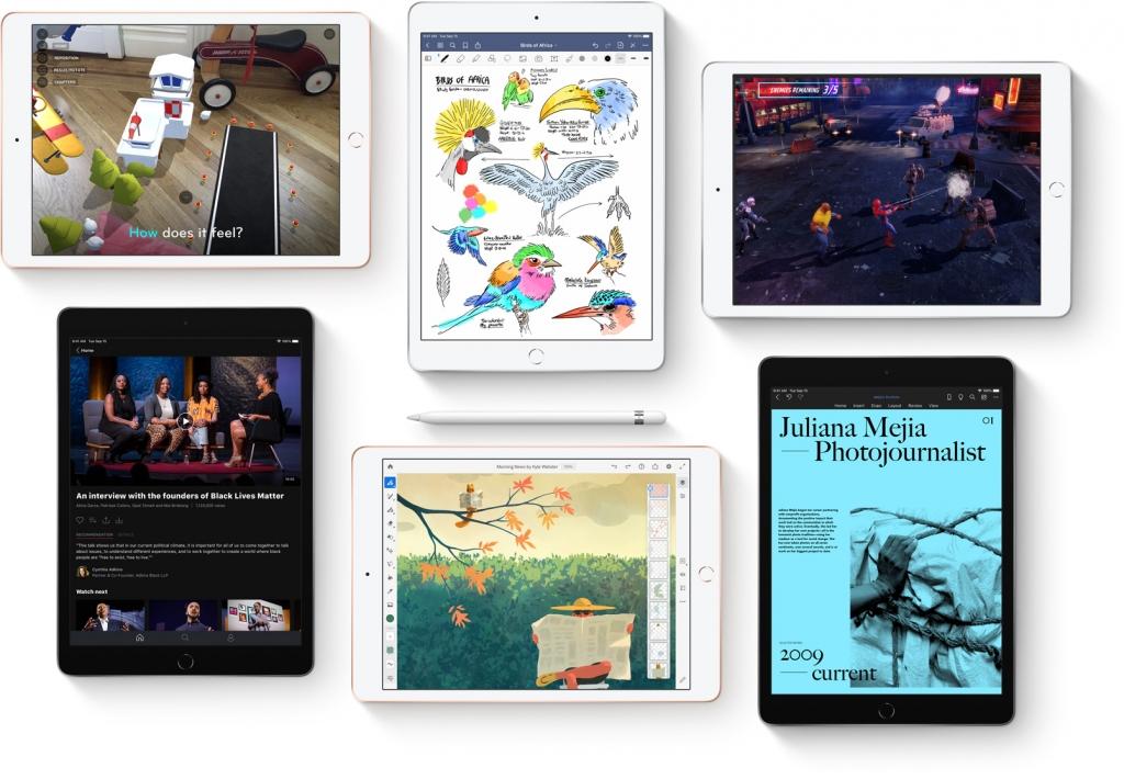 Aplikácie pre Apple iPad
