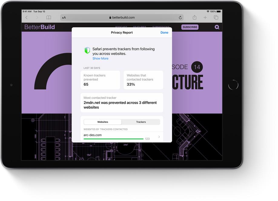 Ochrana Apple iPad