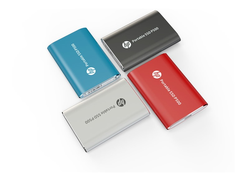 SSD disk HP P500