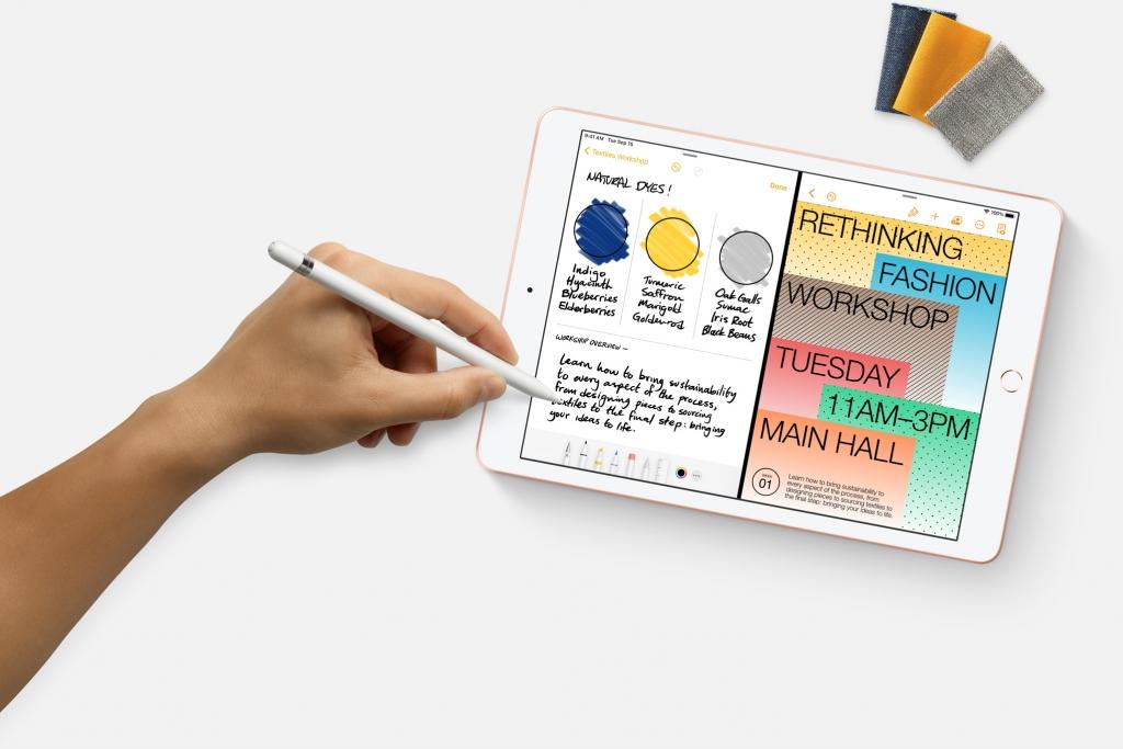 Apple iPad so stylusom