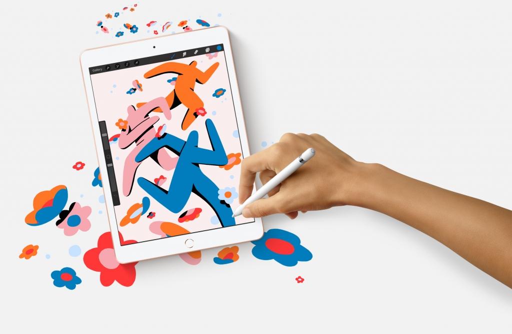 Grafický tablet iPad