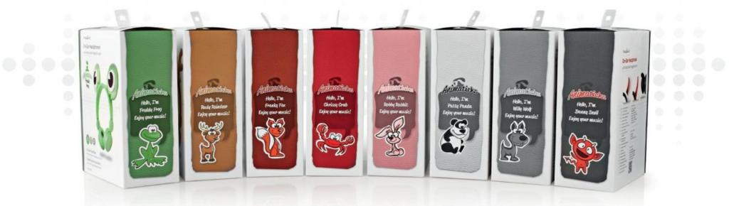 NEDIS sluchátka pro děti Rudy Reindeer