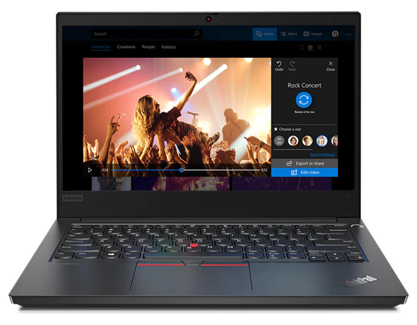 Notebook Lenovo ThinkPad E14 IPS displej