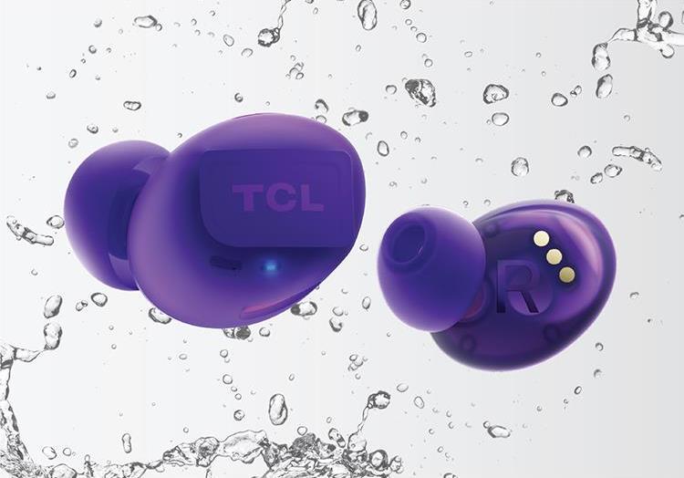 True wireless TCL SOCL 500 IPX4