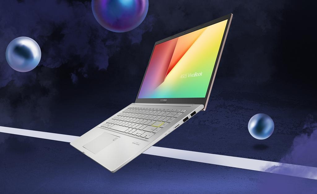 Asus VivoBook 14 kompaktní konstrukce