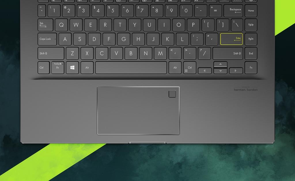 Asus VivoBook 14 klávesnice