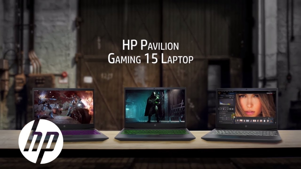 Herní notebook Pavilion Gaming 15