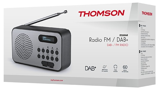 Thomson RT225DAB