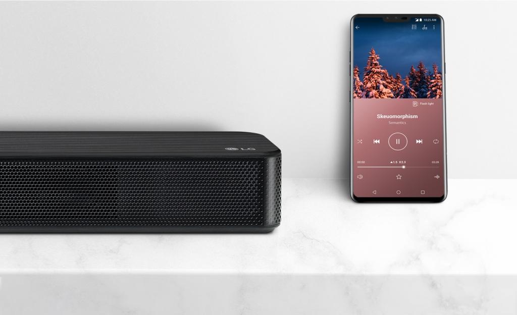 LG Sound Bar SN4