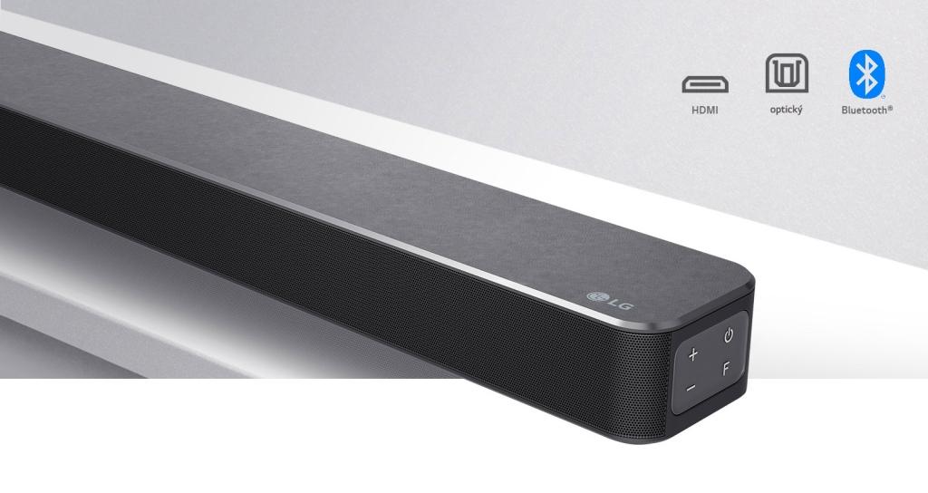 LG Sound Bar SN5Y
