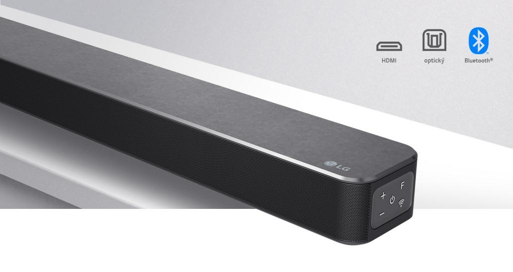 LG Sound Bar SN6Y
