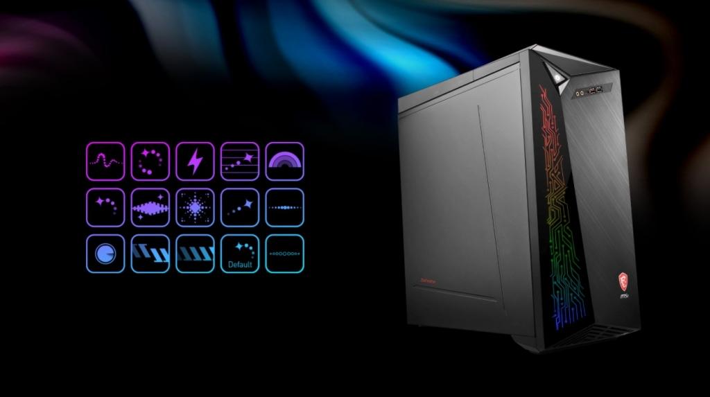 Herní PC MSI MAG Infinite