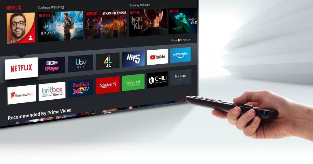 Smart televize Hisense