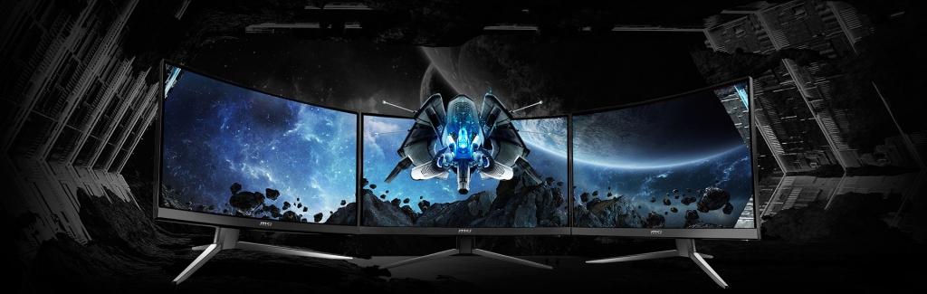 Herní monitor MSI OPTIX