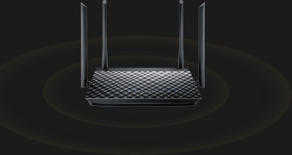 Router Asus RT-N19