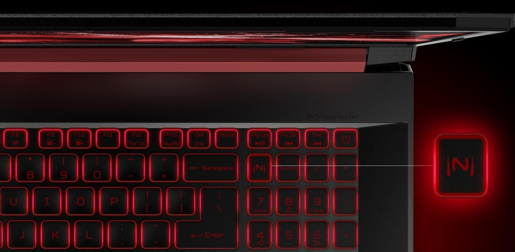 Herní notebook Acer Nitro 5