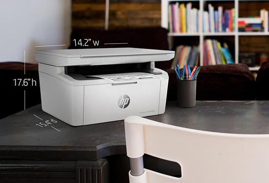 Multifunkční laserová tiskárna HP LaserJet Pro MFP M28a